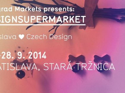 Visegrad Markets – edícia pražský designSUPERMARKET