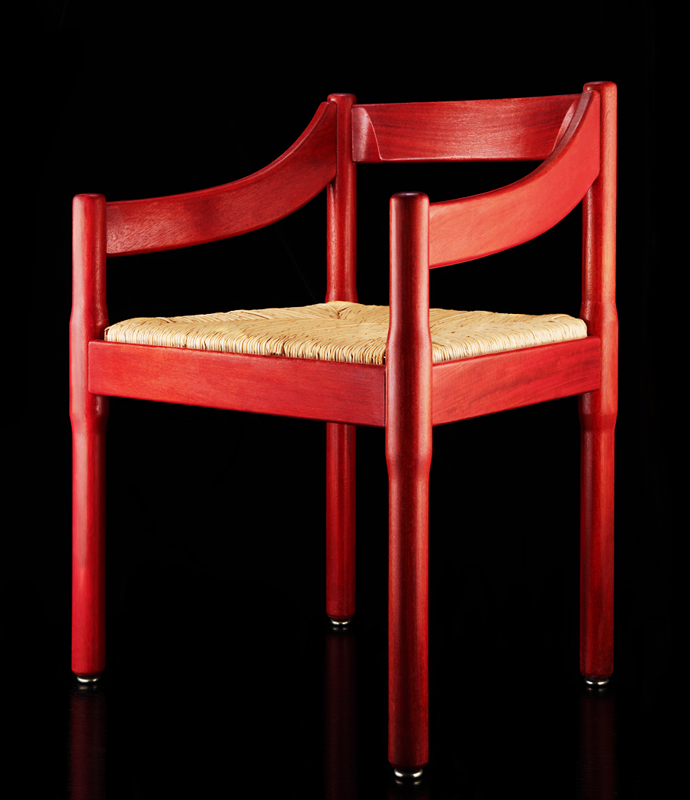 Carimate_Chair_Vico_Magistretti_Cassina_Austin_Calhoon_Photograph