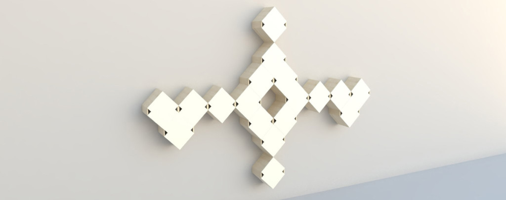 2 varianta na stenu 300