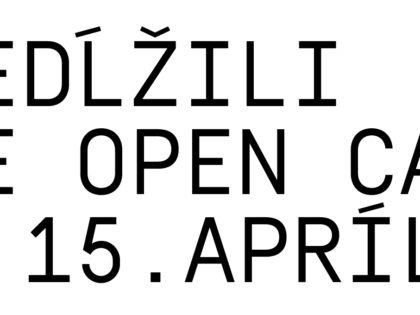 Open Call až do 15. apríla a čo je to DIZAJN DISTRIKT.